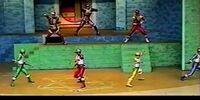 Dairanger Stage Show at Super Hero Nostalgia