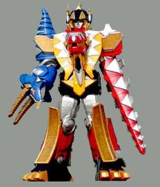 Thundersaurus Megazord - RangerWiki - the Super Sentai and Power ...