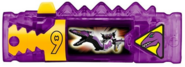 Zord Charger 9