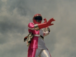 15 Operation Overdrive - Pink Overdrive Ranger 01