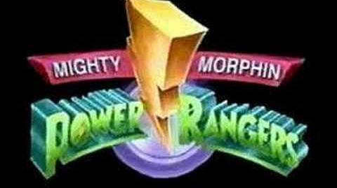 Mighty Morphin Power Rangers Theme Tune