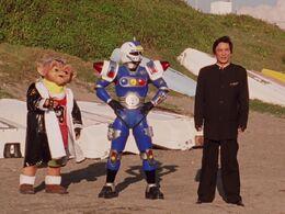 Dapp, Signalman & Chief Miura