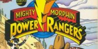 Mighty Morphin Power Rangers (Hamilton) Vol. 1 Issue 5