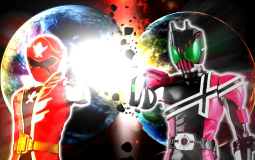File:Gokai red VS decade.jpg