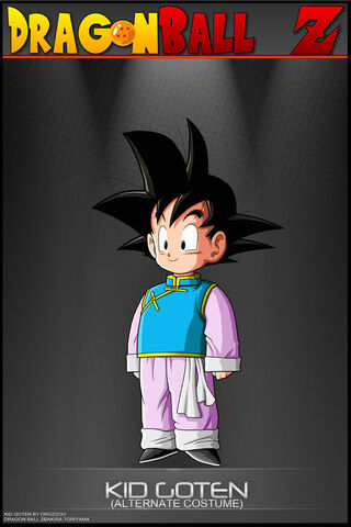 File:Dragon Ball Z Kid Goten AC by tekilazo.jpg