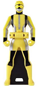 Yellow Buster Ranger Key
