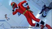 NinjaRed (Super Hero Taihen)