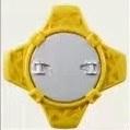 Yellow Shuriken (Image-Less)