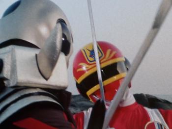Dengeki sentai changeman episode 1 subbed / The night