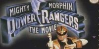 Mighty Morphin Power Rangers: The Movie (video game)