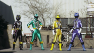 Super Mega Rangers as Rangers Operators