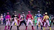 Mega Rangers