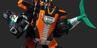 Comparison:Engine Gattai GunBir-O vs. ValveMax Megazord