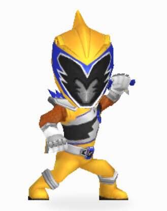File:Gold Dino Charge Ranger In Power Rangers Dash.jpg