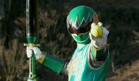 Green Samurai Ranger (NS)
