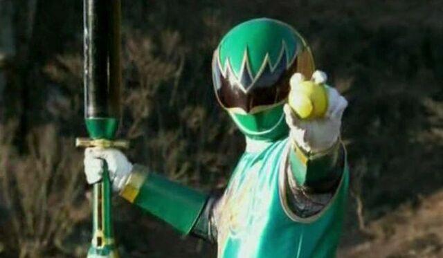 File:Green Samurai Ranger (NS).JPG