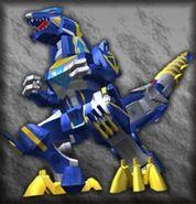 Goujyu Rex (Dice-O)
