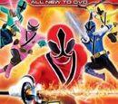 Power Rangers Samurai Volume 1: The Team Unites