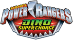 Power Rangers Dino Charge S23 logo 2016