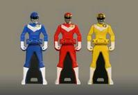 Sun Vulcan Ranger Keys