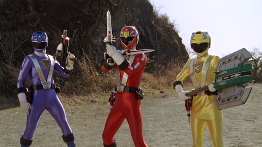 [W-SxA-S] Engine Sentai Go-Onger Episode 49 – 50 Final Subtitle Indonesia