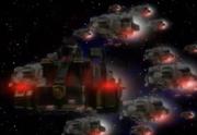 Space Police's Main Fleet