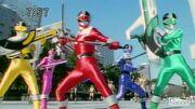 Future Squadron Time Rangers