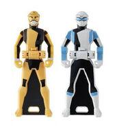 Gobuster Ranger Keys