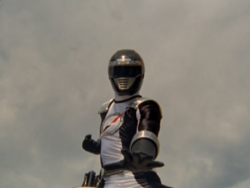 15 Operation Overdrive - Black Overdrive Ranger 01