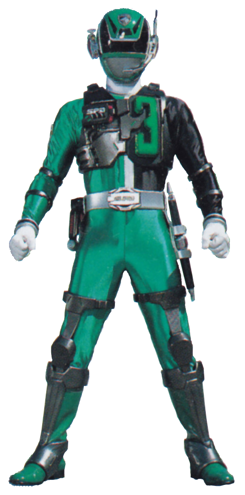 Image - Prspd-greenswat.png | RangerWiki | FANDOM powered ...