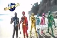 Hibiki-Magirangers