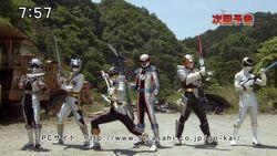 All Silver Team