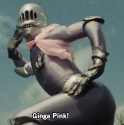 Fujiminian Ginga Pink