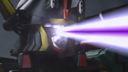 Fake Gokai-Oh beam