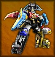 Seaick Gosei Great (Dice-O)