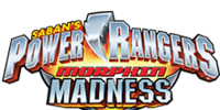Power Rangers Morphin Madness