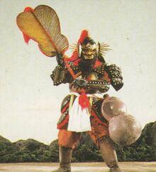 MMPR Samurai Fan Man