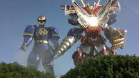 Giant Ninjaman & Kanzen GokaiOh