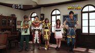 Gingaman (Super Sentai Versus Series Theater)
