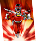 Turbo-red-ranger