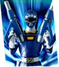Turbo-blue-ranger