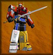 Victory Robo (Dice-O)