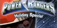 Power Rangers: Holiday Specials