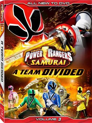 PowerRangersSamurai V3-ATeamDivided