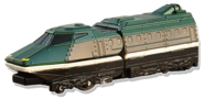 Ressha shield
