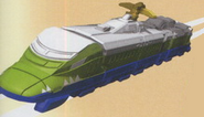 Crocodile Ressha