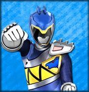 Kyoryu Blue (Dice-O)