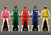 Flashman Ranger Keys