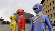 Episode 07 - Gaoranger Change