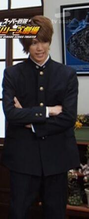 Agri as Kouichirou